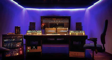 Recording studio in Madrid. Recording studio in Barcelona