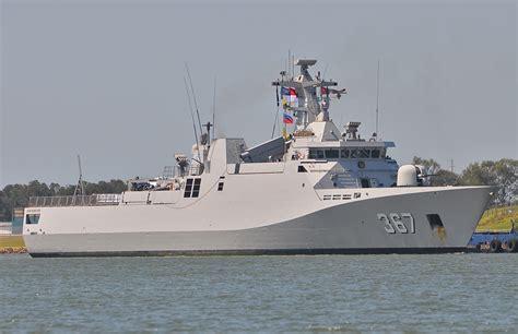 Kri Sigma sultan iskandar muda world warships