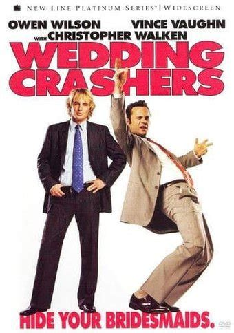 Wedding Crashers The Song by Wedding Crashers Dvd 2005 Starring Owen Wilson Vince
