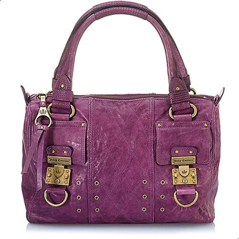 Couture Tinsley Leather Handbag by Couture China C Leather Handbag