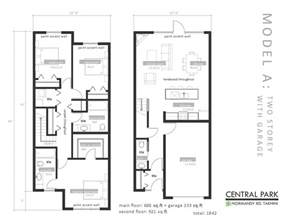 the floor plan central park development floor plans takhini whitehorse