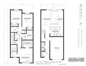 Floor Pln by Central Park Development Floor Plans Takhini Whitehorse