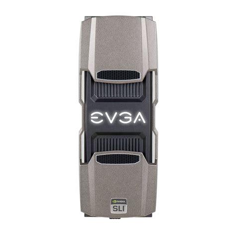 Evga Sli Bridge Pro 2 Way 1 Slot Spacing 3 Way 2 Slot Spacing evga products evga pro sli bridge hb 4 slot spacing led with 4 preset colors 100 2w 0028