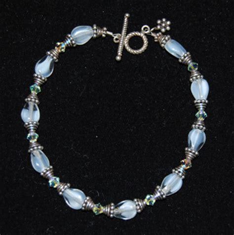 made bead jewelry and a broken gt gt derek