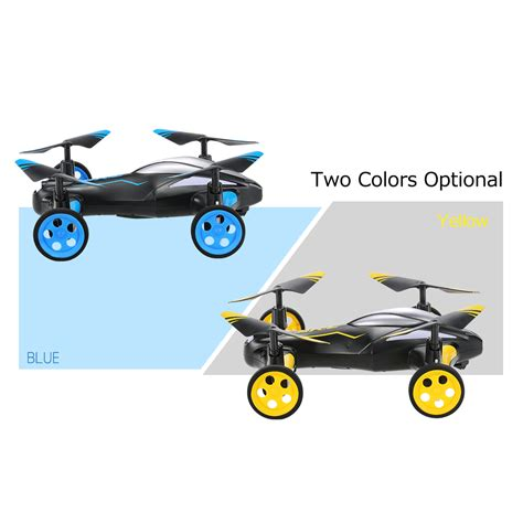 Drone Ground Air Jjrc H23 6 Axis Gyrobest Dual Mode original jjrc h23 2 4g 4ch 6 axis gyro air ground flying