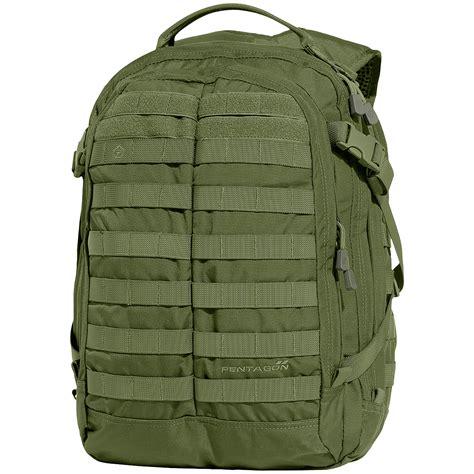 Lomberg Olive Rucksack 1 pentagon kyler backpack olive backpacks rucksacks 1st