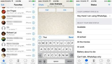 whatsapp themes ios 7 whatsapp messenger finally gets an ios 7 makover