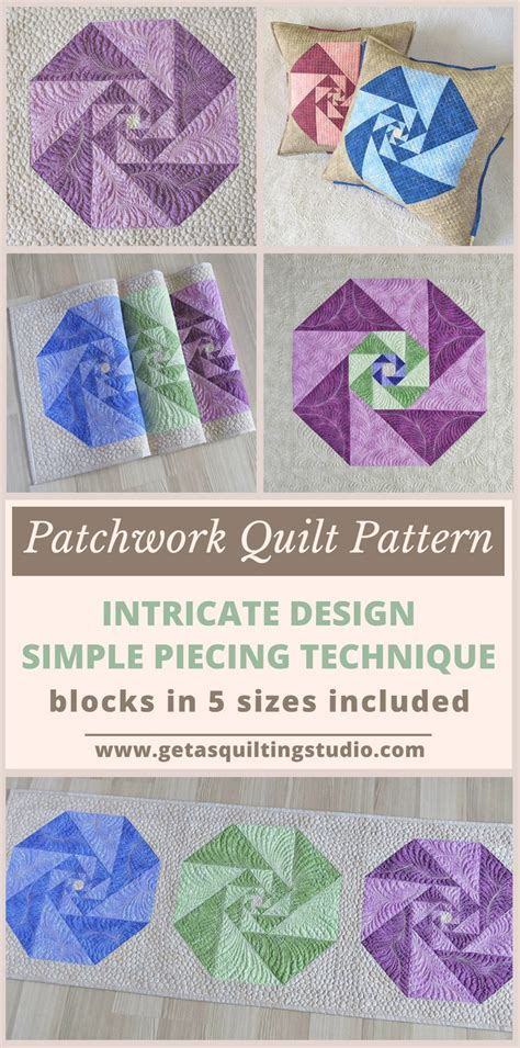 What Is Patchwork Used For - patchwork quilt pattern for a modern geometric quilt
