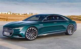 Audi Concept A9 Audi A9 E Approved By Company Goes Into Production