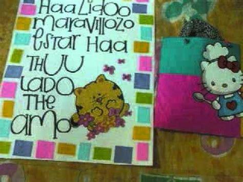imagenes de un cartel para mi novio regalos para mi novio youtube