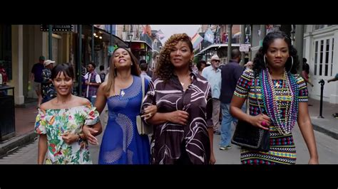 film about queen going out girls trip red band trailer 2017 queen latifah jada