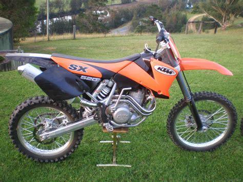 Ktm 520exc Bikepics 2002 Ktm 520 Sx