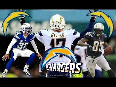 san diego charger highlights san diego chargers 2014 2015 highlights