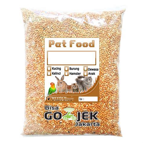 Ebod Jaya Pakan Burung Perkutut makanan burung lovebird daftar harga terbaru dan