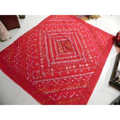 copriletto seta copriletto indiano in seta emporio d oltremare