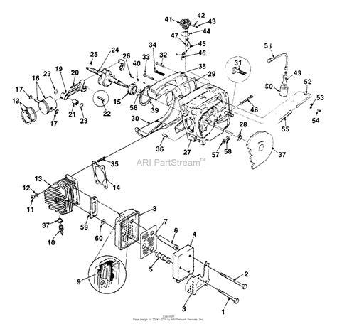homelite xl parts diagram homelite xl 98a multi purpose saw ut 05015 parts diagram
