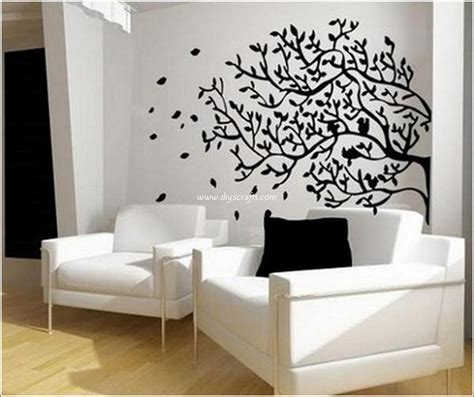 Mauer Wand Wohnzimmer by Modern Wall Designs For Living Room Diy Home Decor