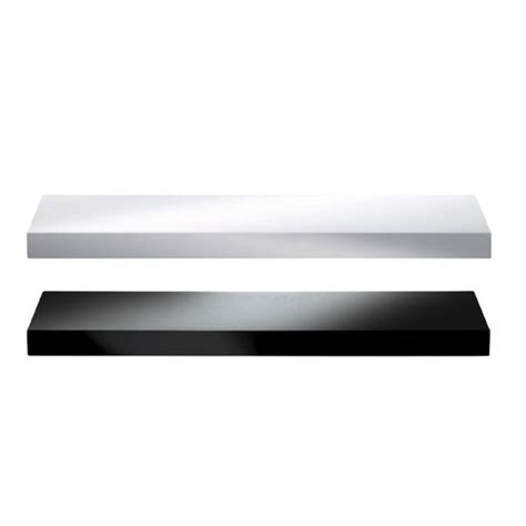 High Gloss Shelf high gloss white gloss shelf fu60whg buy modern home