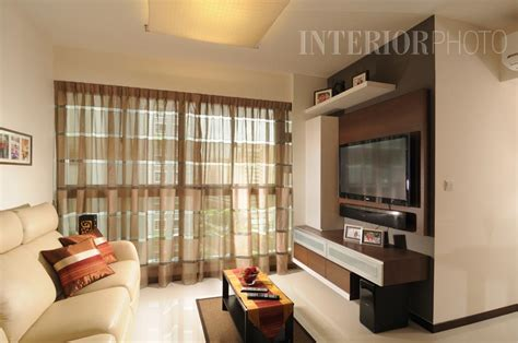 Living Room Design Hdb Flat by 4 Rm Edgefield Plains Interiorphoto Professional