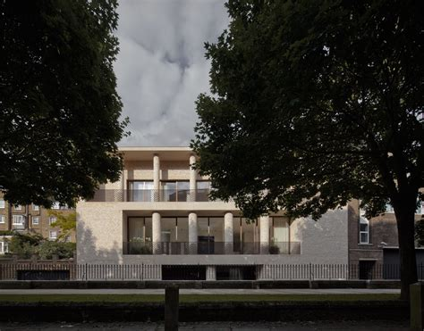 Garage Planning david chipperfield architects private house in kensington