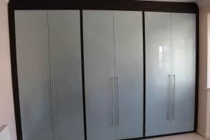 Bedroom Fitted Wardrobe Doors by High Gloss Wardrobes Wardrobes Gloss