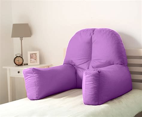 sit up bed pillow support chloe bed reading bean bag cushion arm rest back support