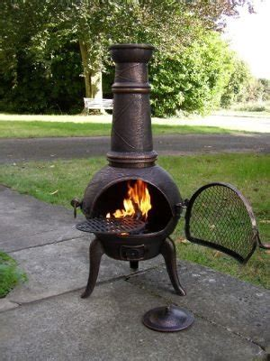 Large Bbq Chiminea by Top 10 Best Chimineas Outdoor Heating In The Winter Bbq