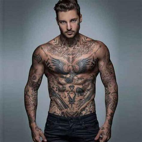 全身纹身图案大全男 图片大全
