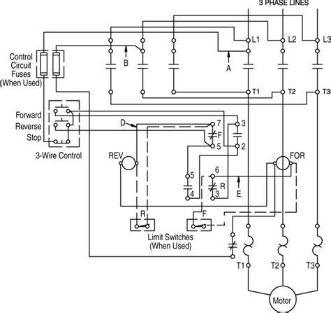 nema size 1 motor starter wiring diagram get free image