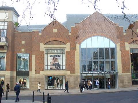 directions to guildford mall the friary centre guildford 169 colin smith geograph