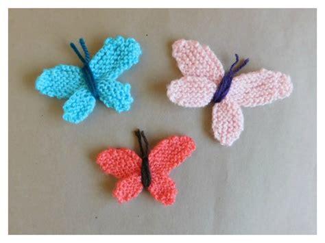 knitting pattern butterfly motif butterfly free knitting pattern