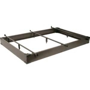 Metal Bed Base Bed Metal 7 1 2 Quot Bed Base Hd Supply