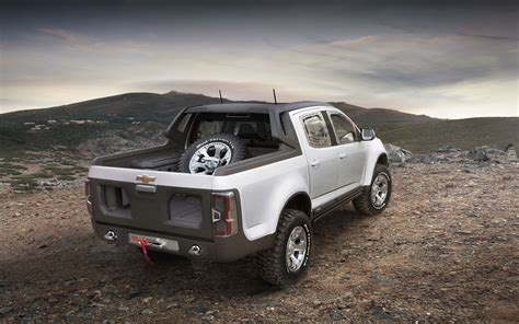 subaru concept truck what about the u s chevrolet shows second rally