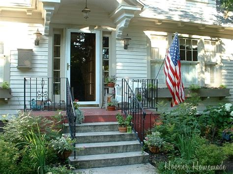 how to decorate front porch decorating your front porch hoosier homemade