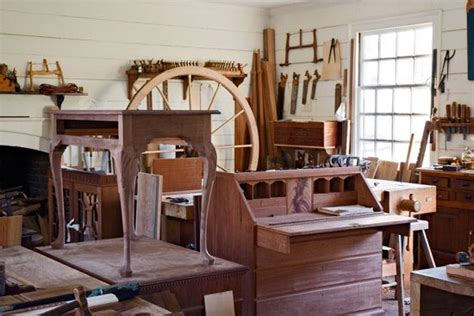 Williamsburg Furniture Store by Cabinetmaker The Colonial Williamsburg Official History