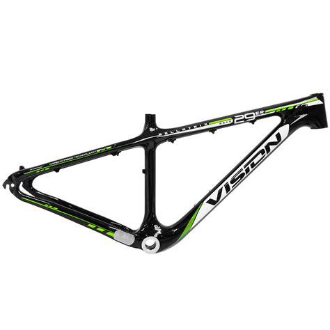 cuadro de carbono 29er mtb cuadro vision mtb 29er bellatrix carbono rock bike spa