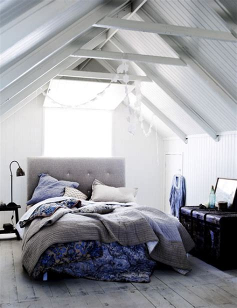decorating ideas for attic bedrooms modern attic bedroom design ideas