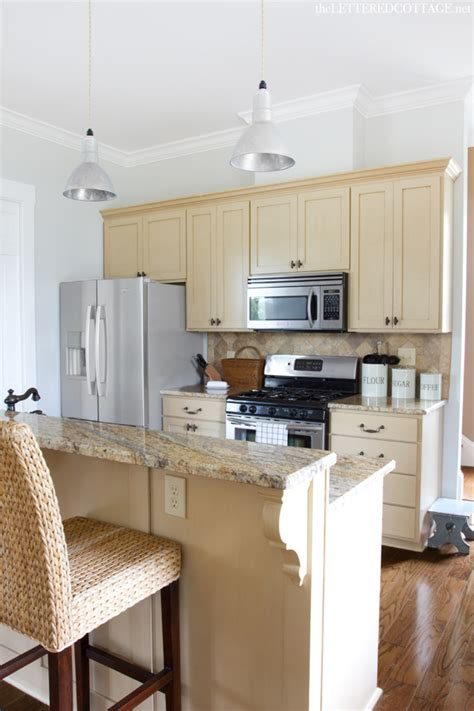 The Lettered Cottage Kitchen by One Room Three Ways Kitchen Way 2 The Lettered Cottage