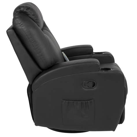 heated couch massage recliner sofa chair heated w control ergonomic