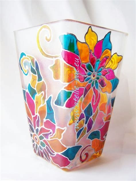 painting designs 40 glass painting ideas for beginners