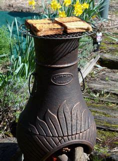 Chiminea Smoke Food Using A Chiminea