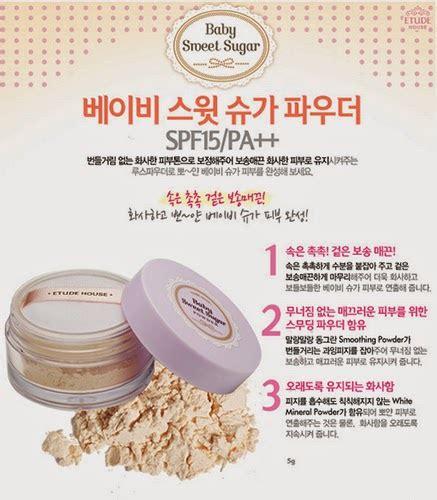 Harga Etude House Secret Beam Powder Pact chibi s etude house korea pilih bedak sesuai kebutuhan