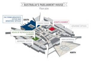 Houses Of Parliament Floor Plan by Australia S Parliament House Multimedia Parliamentary