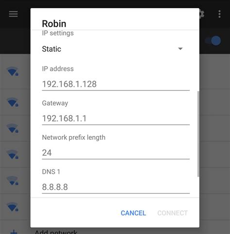 reset android dns how to fix wi fi problems in android 7 0 nougat