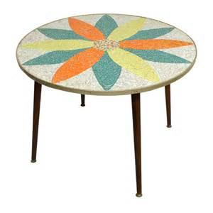 Mosaic Kitchen Table Modern Mobler