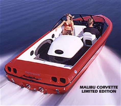 malibu boats corvette edition corvette returns to water with malibu boats corvette