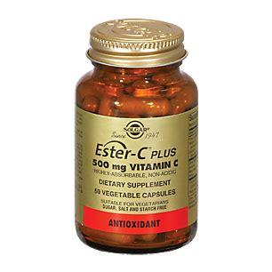 Vitamin C Ipi 50 Mg 50 S ester c plus vitamin c 500 mg 50 veggie caps by solgar at the vitamin shoppe