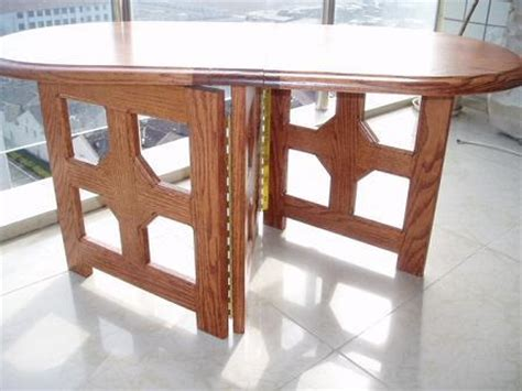 china folding rv table sk 0812 china rv furniture