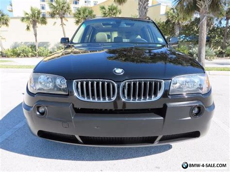 2005 bmw x3 premium for sale in united states