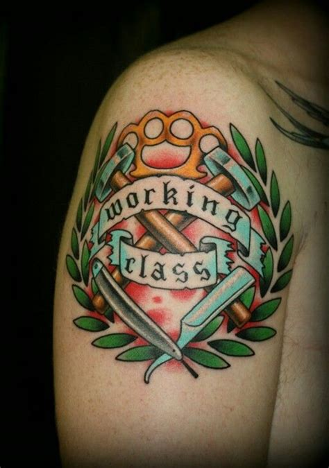 working class tattoo 14 best skinhead images on skinhead